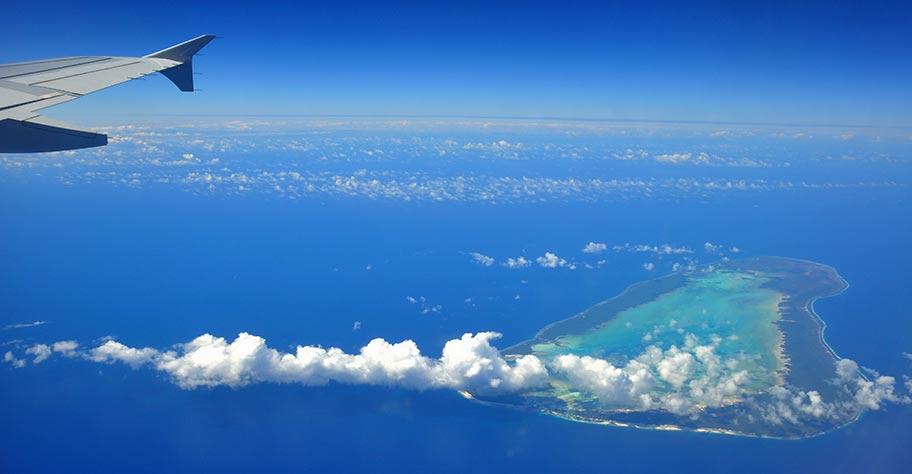 Flug Zürich Seychellen Airlines