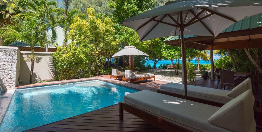 Denis Island Pool Villa