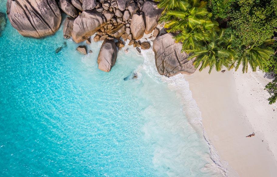 Seychellen Badeferien