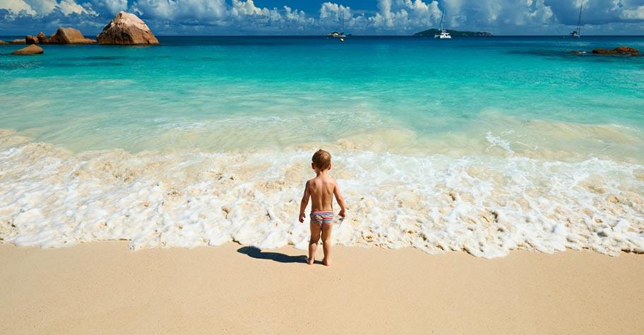 Seychellen Familienferien mit Kindern