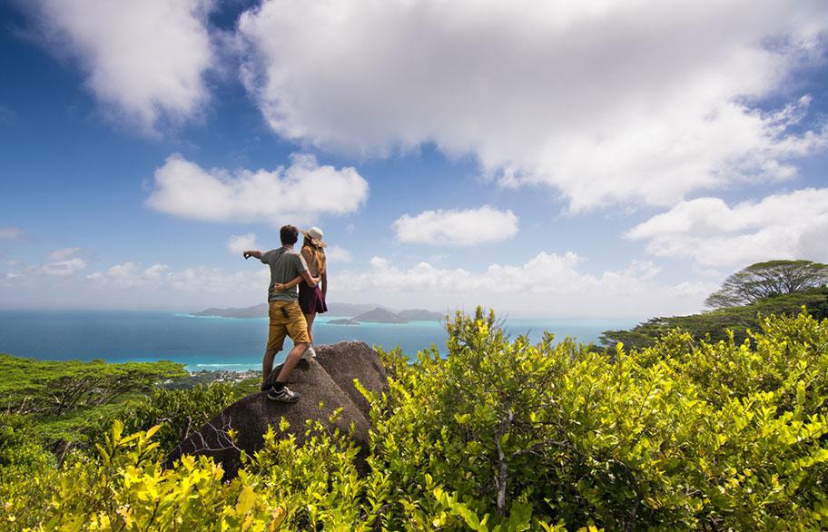 Seychellen Aktivferien Wanderung