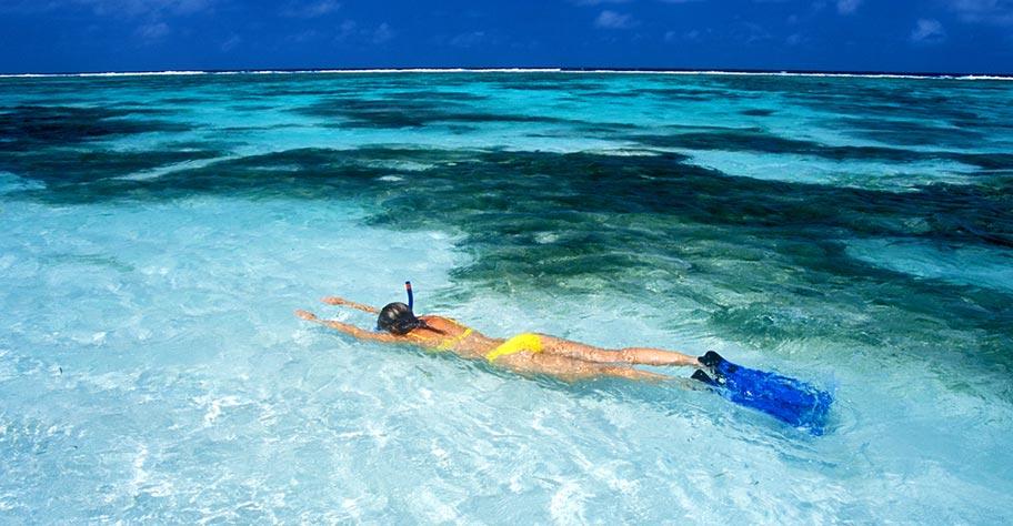Seychellen Schnorcheln Hotel
