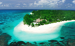 Denise Private Inselbeschrieb | Infos zur privaten Luxusinsel