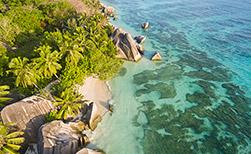 La Digue / Seychellen | Die schönsten Felsformationen