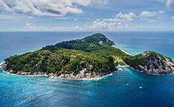 North Island Inselbeschrieb | Die wohl exklusivste Seychellen Insel