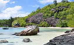 Cerf Island Seychellen | Das kleine Inselparadies