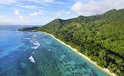 Silhouette Island Seychellen | Das strassenfreie Natur-Paradies